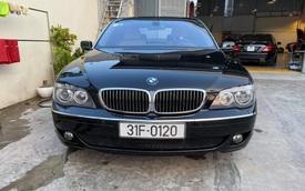 BMW 750Li 2005 chỉ qua một đời chủ rao bán giá chưa tới 500 triệu đồng