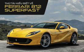 [Quiz] Thử tài hiểu biết về Ferrari 812 Superfast vừa về Việt Nam
