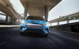 Fake tiếng gầm động cơ - Cách Ford buộc phải làm để xe điện Mach-E được fan Mustang công nhận