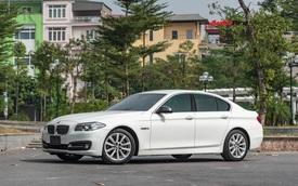 BMW 520i đi 2 năm vẫn bán 1,5 tỷ dù bản mới vừa giảm chỉ còn 2 tỷ đồng