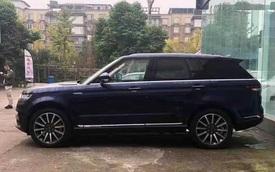Thêm mẫu ô tô Trung Quốc giá rẻ nhái Land Rover và Mercedes tinh vi