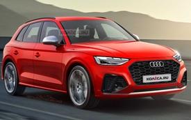 Audi Q5 sắp nâng cấp nhưng vẫn lỗi thời hơn các SUV Audi khác - Cơ hội nào trước Mercedes GLC?