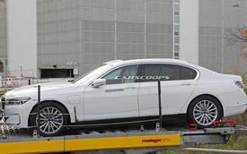 BMW i7 lần đầu lộ diện: Chính là 7-Series chạy điện cạnh tranh tân binh của Mercedes