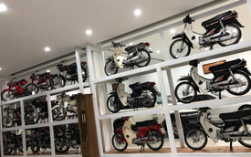 Phục sát đất với bộ sưu tập xe máy 'vang bóng một thời' bạc tỷ của dân chơi Lâm Đồng