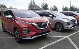 Nissan Livina không hẹn ngày về Việt Nam, Mitsubishi Xpander vẫn một mình một đất diễn