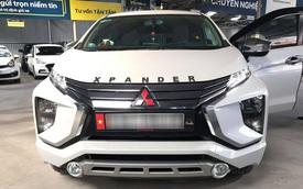 Mitsubishi Xpander mới đi 17.000 km rao bán giá 648 triệu đồng - cao hơn cả giá xe mới