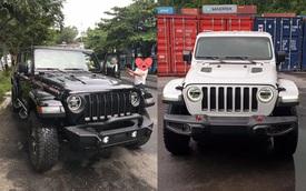 Cặp đôi Jeep Wrangler Rubicon 2019 đầu tiên về Việt Nam, giá khoảng 4 tỷ đồng