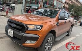 Mua Ford Ranger gần 800 triệu, khóc ròng phát hiện xe cắm ngân hàng