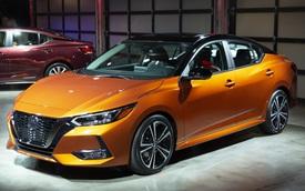Nissan Sentra chính thức lên đời đấu Civic, Corolla với thiết kế ấn tượng hơn bao giờ hết