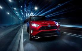 Ra mắt Toyota RAV4 mới: Mạnh nhất nhưng tiết kiệm nhiên liệu nhất, chỉ 2,6L/100km