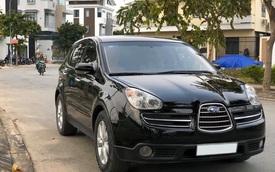 Rao bán SUV Nhật 14 năm tuổi ngang giá Vios, chủ xe vẫn tự tin: 'Bền hơn cả Toyota'