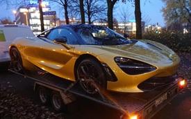 Đại gia đồng hồ khét tiếng Hà Nội tậu McLaren 720S Spider thứ 4 Việt Nam