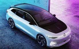 Volkswagen ra mắt xe điện lai crossover mạnh 275 mã lực, chạy được 590 km mỗi lần sạc đầy