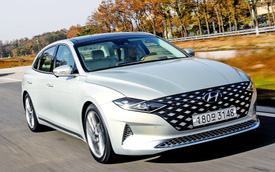 'Đàn anh Sonata' Hyundai Azera trở thành hàng hot: 3.000 đơn hàng mỗi ngày