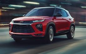 Ra mắt Chevrolet Trailblazer mới: Rẻ hơn cả Trax, gây sức ép tới Toyota Fortuner