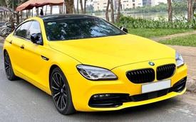 Chỉ sau 28.000 km, BMW 640i Gran Coupe đã 'rẻ hơn gần 2 tỷ đồng so với giá mua mới'