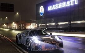 Maserati âm thầm phát triển xe thể thao mới
