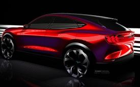 Ford hé lộ quá trình phát triển và thiết kế SUV Mustang Mach-E