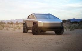 Tesla Cybertruck chạy điện chính thức ra mắt - xe bán tải 'không giống ai', đi ngược xu hướng thiết kế hiện đại