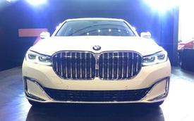 Lộ diện BMW 7-Series 2020 giá 5,6 tỷ đồng tại Việt Nam: Đã có tính năng bị cắt trước đây
