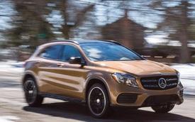 Mercedes-Benz GLA mới sắp ra mắt, BMW X1 cần dè chừng