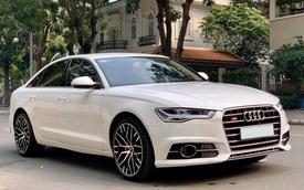 Được độ 'trẻ hóa' vài năm tuổi nhưng chiếc Audi A6 này chỉ rẻ ngang Toyota Altis 2019
