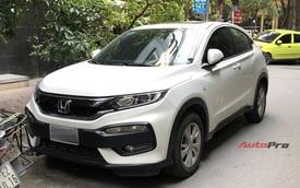 Xế lạ Honda XR-V - anh em sinh đôi của HR-V bất ngờ xuất hiện tại Việt Nam