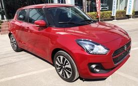 Suzuki Swift giảm giá sốc tại Việt Nam trước 'cơn bão' tăng giá năm 2020