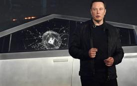 Bẽ bàng vì kính cường lực vỡ ngay trên sân khấu ra mắt, Elon Musk tuyên bố đã nhận được 146.000 đơn đặt hàng trước Cybertruck mà không mất đồng tiền quảng cáo, tài trợ nào