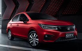 Ra mắt Honda City hoàn toàn mới: Động cơ tăng áp 1.0L, 120 mã lực - Áp lực lên Toyota Vios