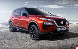 Nissan X-Trail thế hệ mới lộ nội thất 'sang chảnh', sẵn sàng đối đầu Honda CR-V