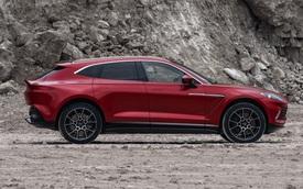Aston Martin DBX sắp về Việt Nam sẽ có nhiều phiên bản quyến rũ giới nhà giàu