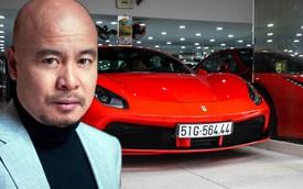 Ông Đặng Lê Nguyên Vũ tiếp tục bán chiếc Ferrari thứ tư trong năm 2019