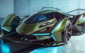 Lamborghini chế tạo siêu xe mới dành cho những người mê game