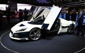 Bugatti Chiron sắp gặp đối thủ lớn tới từ... nhà cung ứng ắc quy của Porsche