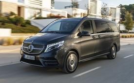 Mercedes-Benz giới thiệu V-Class 2020 tại Việt Nam: Có ghế thương gia, tủ lạnh, giá từ 2,579 tỷ đồng