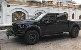 Đại gia Quảng Ninh đầu tiên 'tậu' Ford F-150 Raptor nhưng garage còn gây chú ý hơn với nhiều hàng khủng