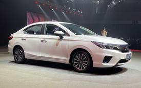 Điểm mặt nâng cấp mới trên Honda City 2020 sẽ về Việt Nam khiến Toyota Vios và Hyundai Accent phải dè chừng