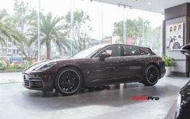 Porsche Panamera 4 Sport Turismo giá 6,64 tỷ đồng có gì đặc biệt để thu hút đại gia Việt?