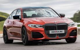 BMW M3 sắp ra mắt: Lưới tản nhiệt có thể siêu to khổng lồ nhưng 1 chi tiết dễ khiến fan hài lòng