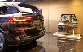 BMW cà khịa Tesla Cybertruck sau màn biểu diễn chống đạn thảm họa trong ngày ra mắt