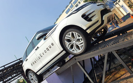 Ra mắt Range Rover Evoque thế hệ mới tại Việt Nam với những tính năng offroad hiện đại và giá cao nhất hơn 4 tỷ đồng