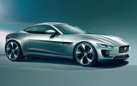 'Báo đầu đàn' Jaguar F-Type chốt lịch ra mắt: Sẽ không dùng động cơ BMW như lời đồn