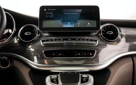 Mercedes-Benz V-Class sắp trang bị MBUX vượt trội bản vừa ra mắt Việt Nam