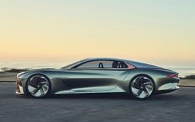 Chủ tịch Bentley tiết lộ danh tính xe điện đầu tiên: Siêu sedan, thiết kế đậm chất concept