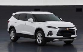 Chevrolet Blazer - SUV 7 chỗ ngang tầm Toyota Fortuner lộ diện, ra mắt chính thức vào tuần sau