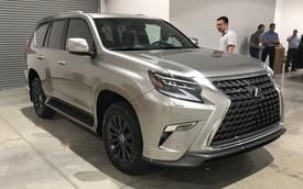 Đại lý tư nhân đồng loạt chào bán Lexus GX 460 2020 'full option' giá hơn 6 tỷ đồng, tháng 12 về Việt Nam