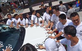 Người Việt về nhì đầy tiếc nuối trong cuộc thi 'chạm' để trúng SUV tiền tỷ