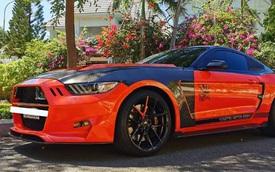 Ford Mustang độ 'khét lẹt' được rao bán giá 2,1 tỷ đồng tại Việt Nam