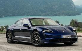 Porsche Taycan chốt giá từ 5,72 tỷ đồng tại Việt Nam: Tăng tốc như siêu xe, không tốn một giọt nhiên liệu